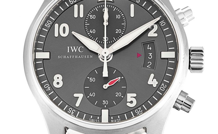 The replica IWC Grande Complication wristwatch