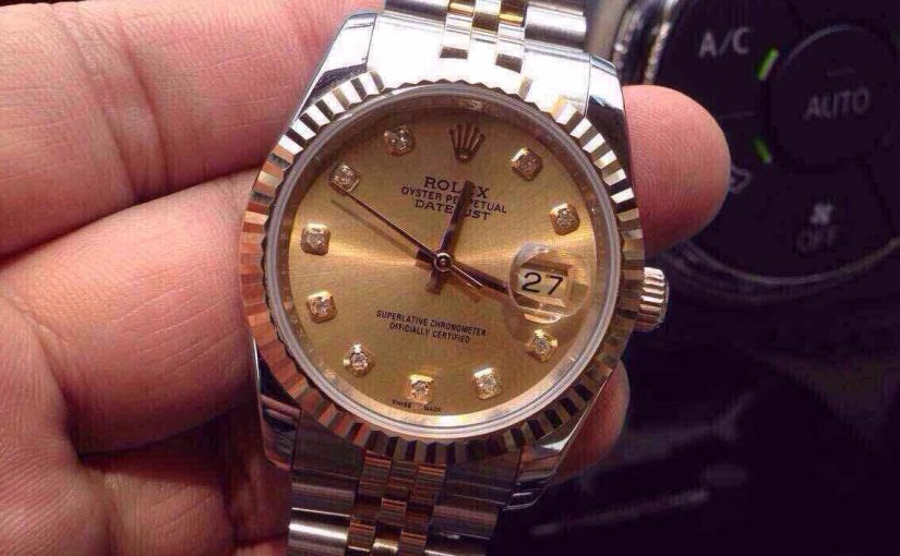 Fake Rolex's Different Versions of Datejust and Date