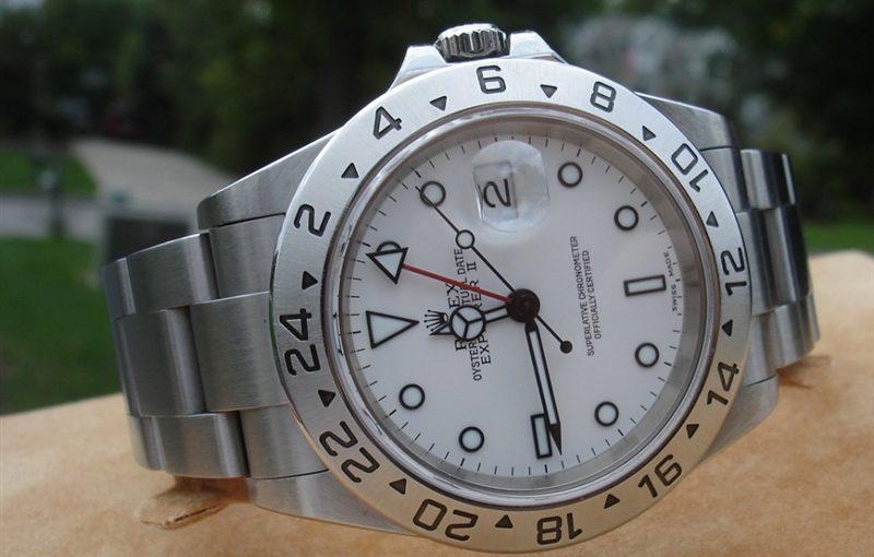 2020 Rolex Milgauss 116400 White Dial
